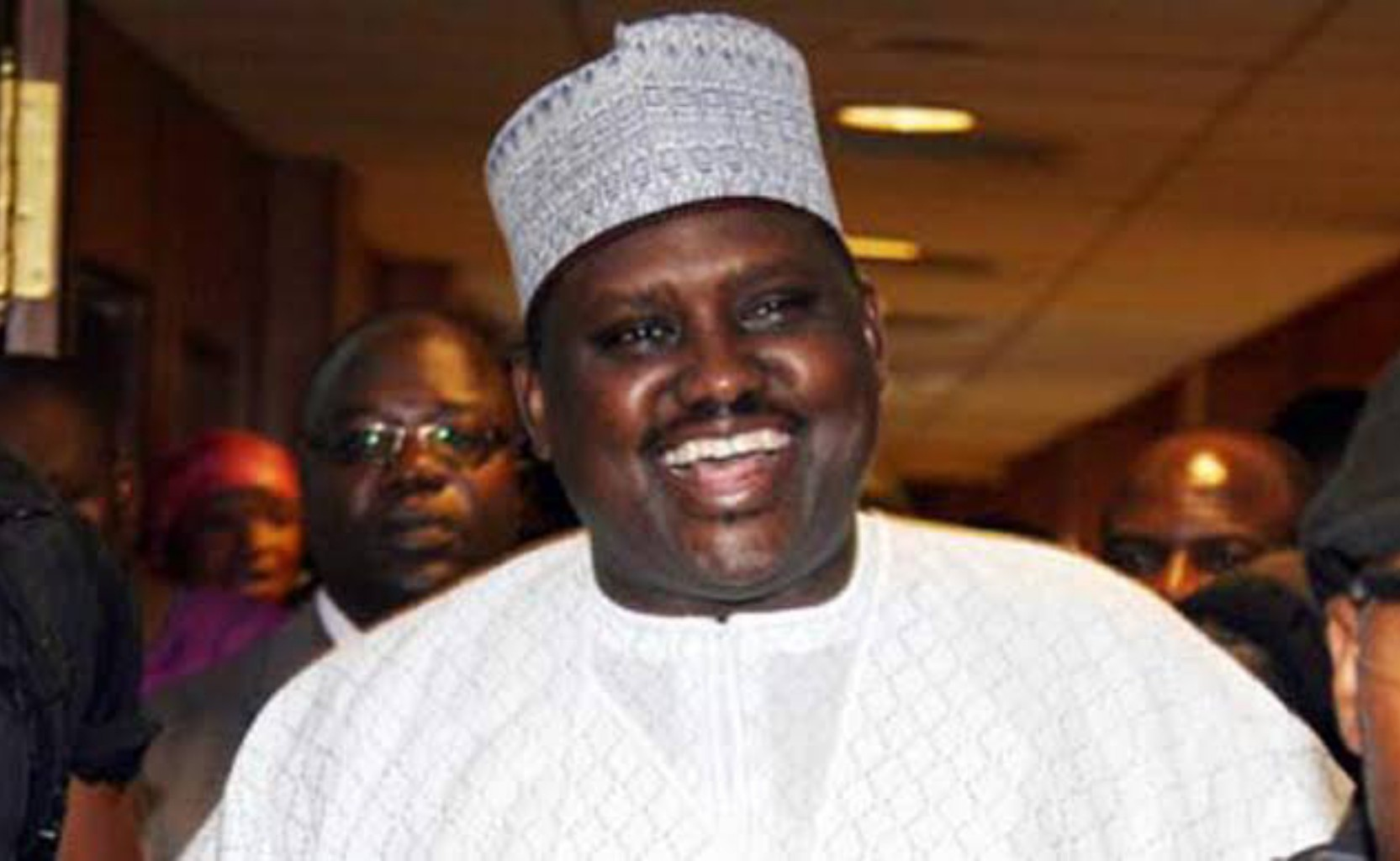 Ex-Pension boss, Maina, released from Kuje Prison
