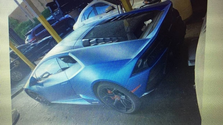 Florida man accused of using Coronavirus relief funds to buy $318K Lamborghini