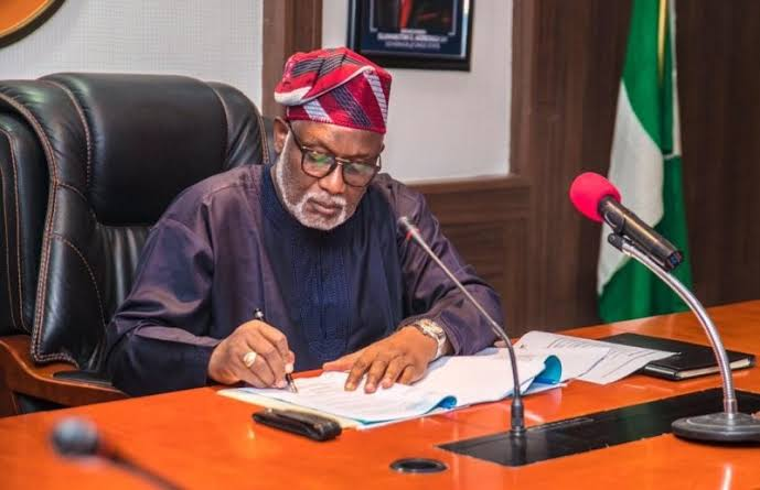 Akeredolu inaugurates new commissioner, special adviser