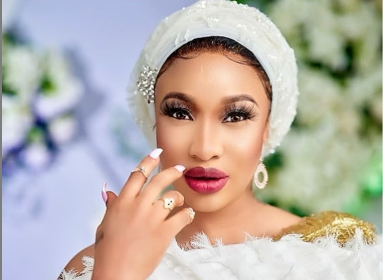 Don Jazzy and Tee Billz rescued me when I was suicidal — Tonto Dikeh