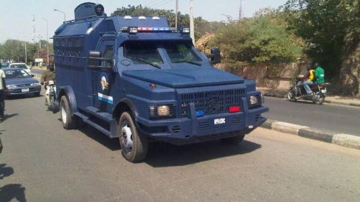 JUST IN: Robbers attack bullion van conveying cash from Enugu to Ebonyi, kill 4 police escorts, injured 2 others