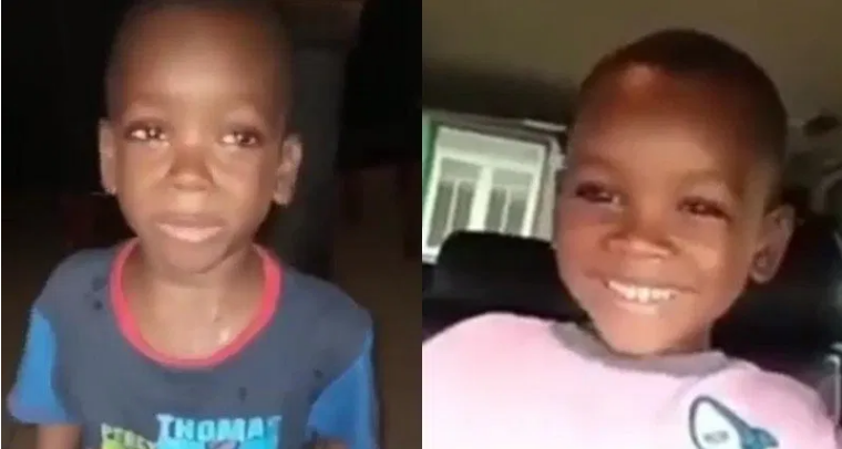 Mom didn't beat me, she calmed down – Boy says in new video