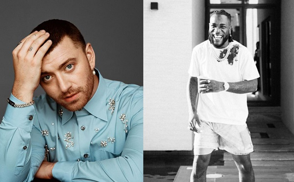 Sam Smith teases new track with Burna Boy, 'My Oasis'