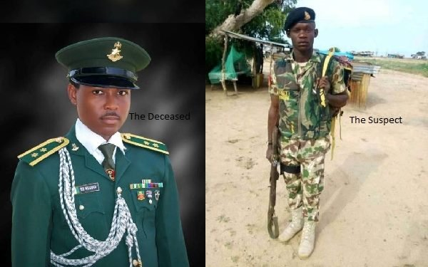 Soldier reveals why he shot senior officer who recently got married dead in Borno