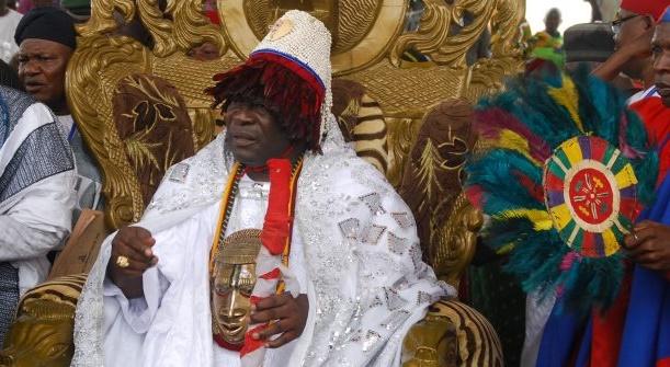 Attah of Igala Idakwo Ameh Oboni sacks tribal union, NEC, BoT