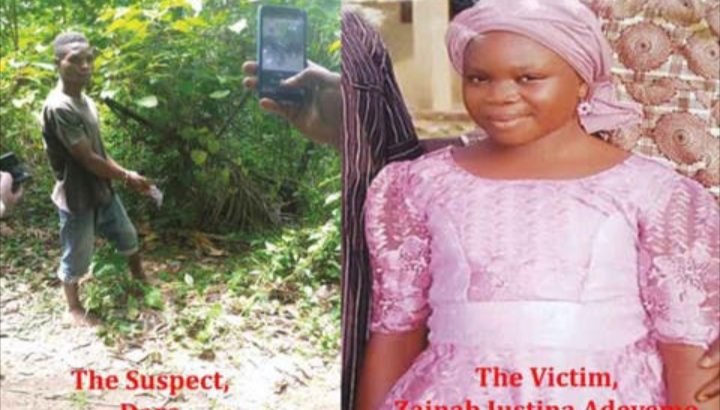 How married bike rider leaves pregnant wife to rape 12-year-old girl to death