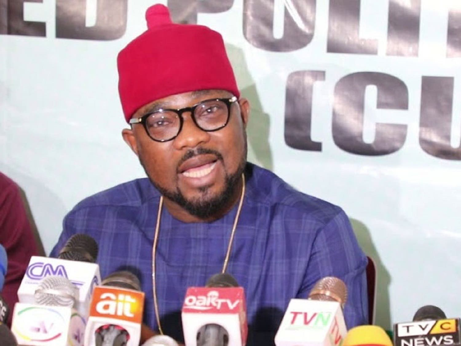 Call for Buhari's resignation is misrepresentation of facts, mischief by Ikenga's CUPP — NDF