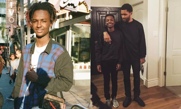 Frank Ocean's younger brother, Ryan Breaux killed in car crash