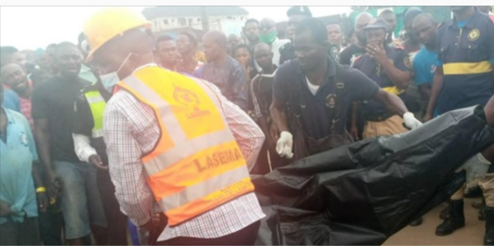 Tragedy as one dead and others injured in Lagos Gas exploitation