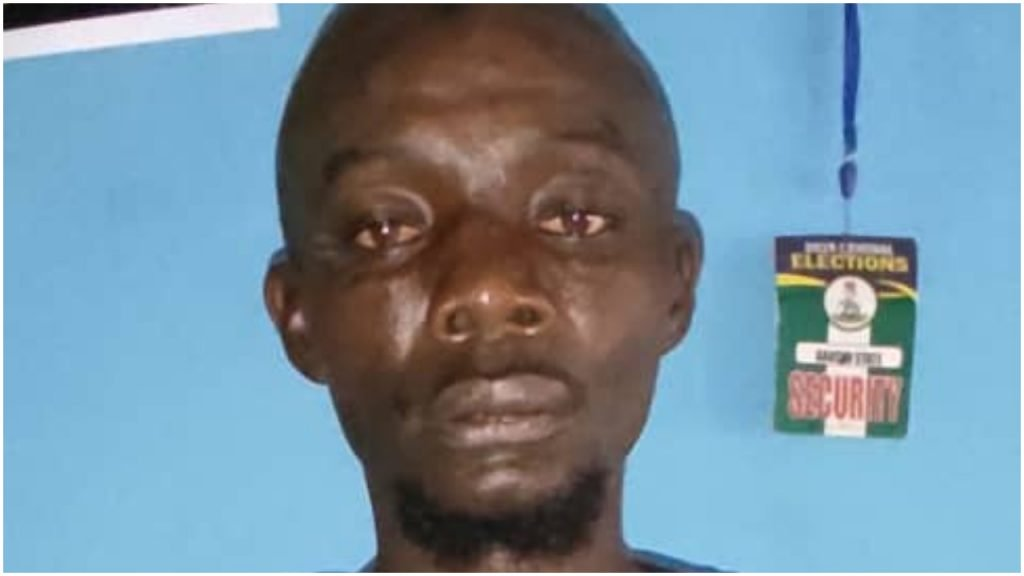 Bauchi Police arrest 34-year-old man for allegedly defiling 3-year-old girl