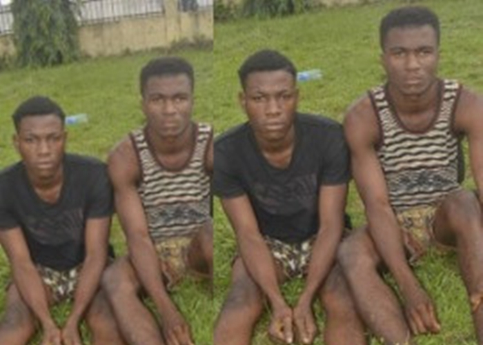 Two siblings arrested for gang-raping their stranded 13-year-old cousin