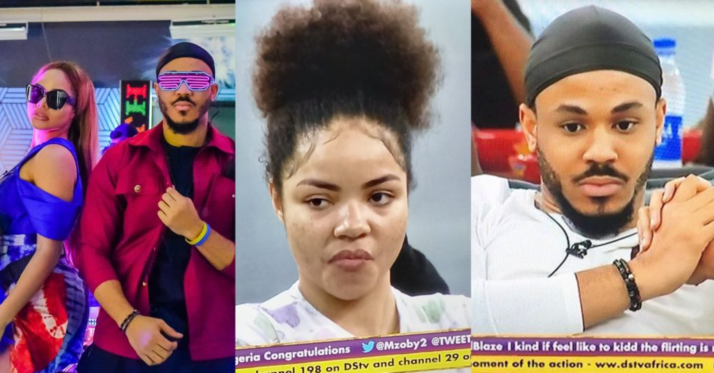 "#BBNaija: ""Who wants to date you?"", Ozo fires Nengi as she says she doesn't want relationship in the house"