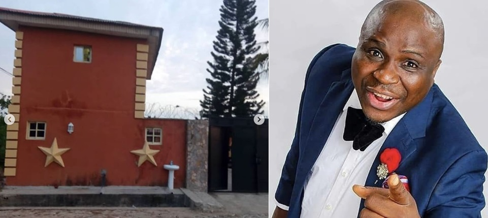Comedian Gbenga Adeyinka floats new business, names it after his mother
