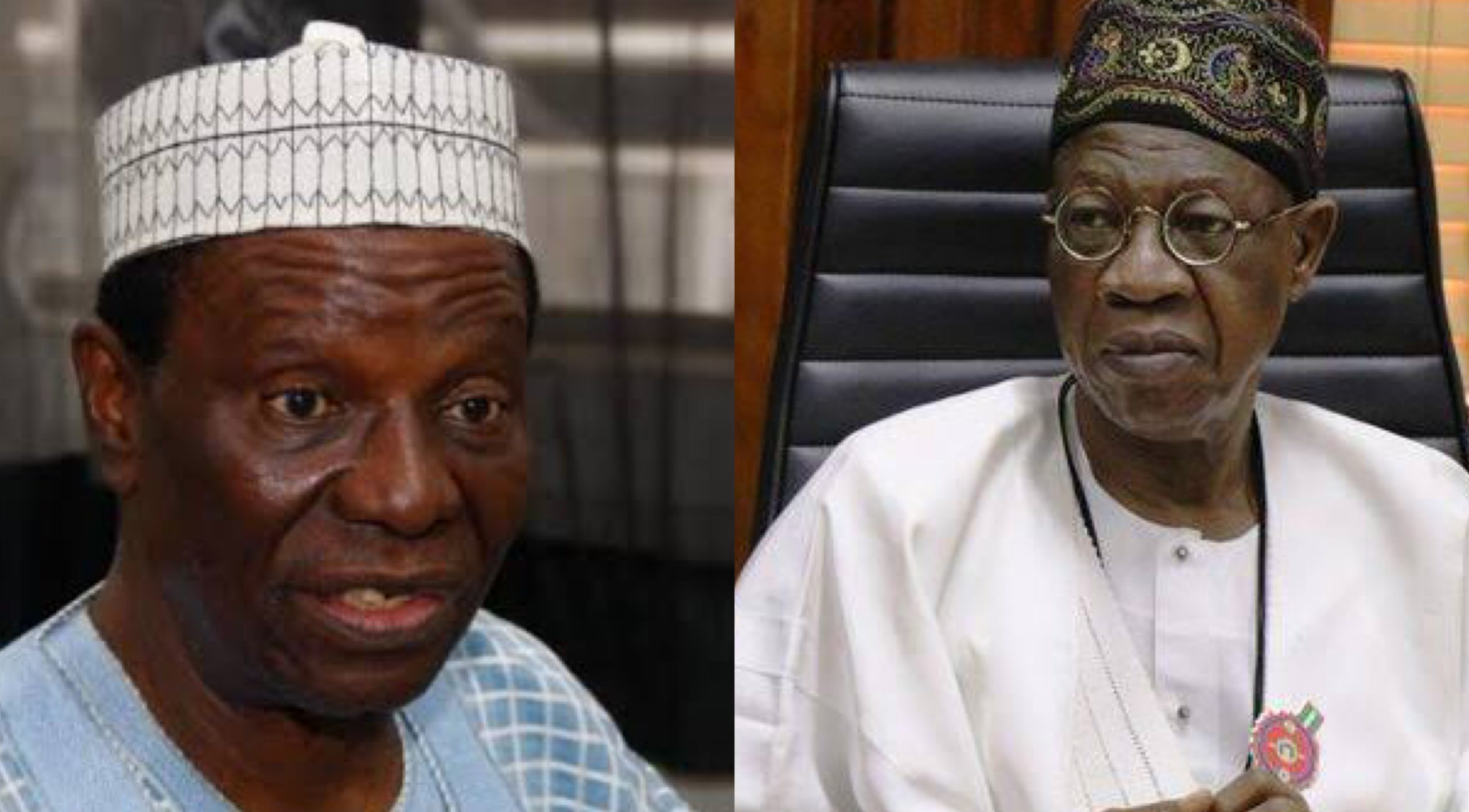 Ex-NTA DG, Iredia to Lai Mohammed: You can not regulate broadcasting as a politician