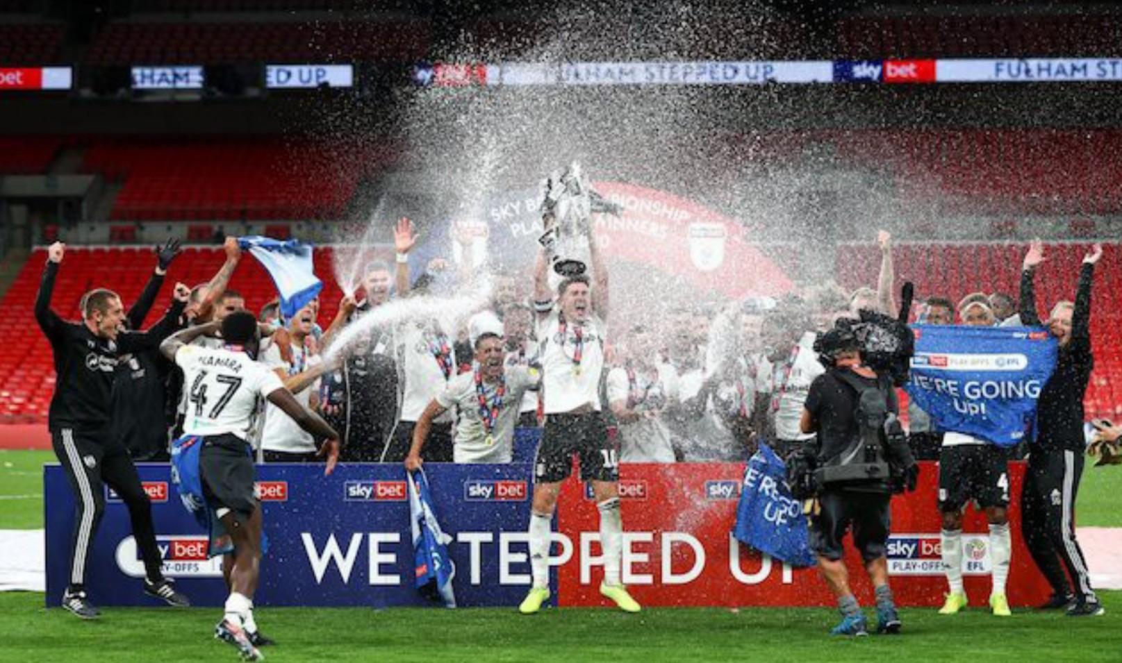 Fulham Beat Brentford, Secure Promotion Back To Premier League