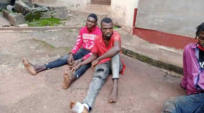 Police arrest dismissed soldier for murder and armed robbery in Enugu
