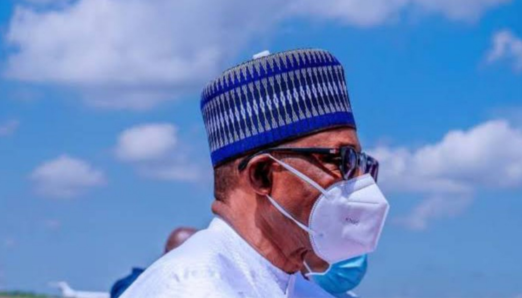 COVID-19: Buhari orders compulsory use of face masks nationwide