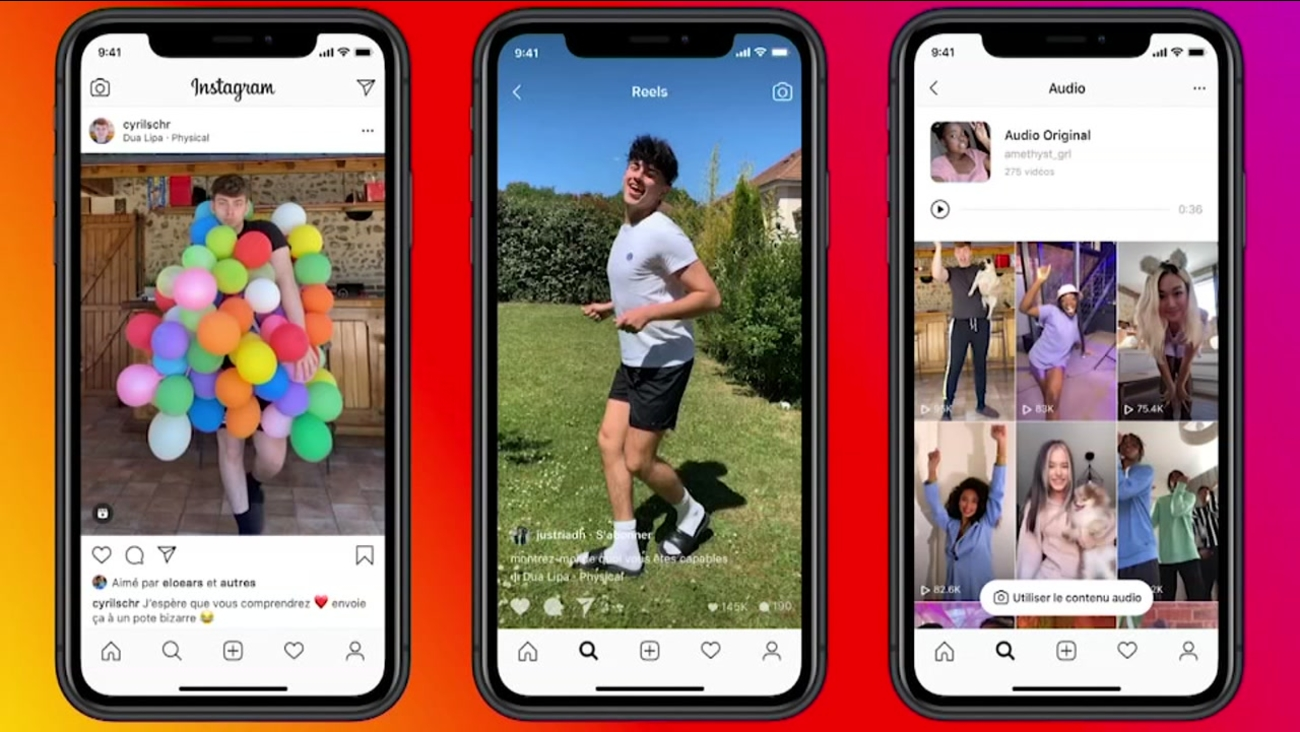 Facebook launches Tik-Tok clone 'Reels' to rival viral app