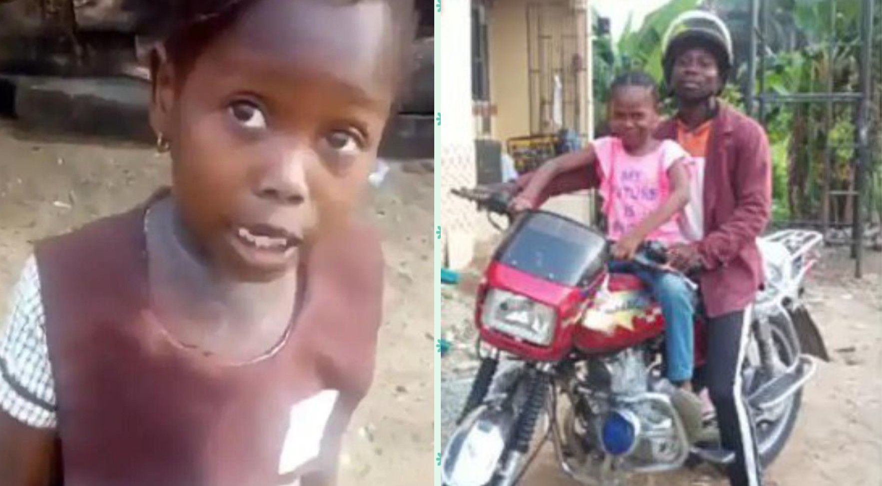 """""""My father is still Okada man, all the promises were fake"""", Viral school girl Success Adegor says in new video"""