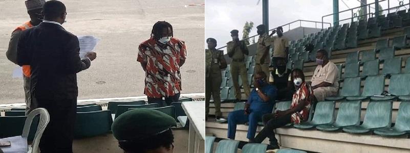 Abuja Concert: Naira Marley arraigned before Abuja Mobile Court, fined N200k