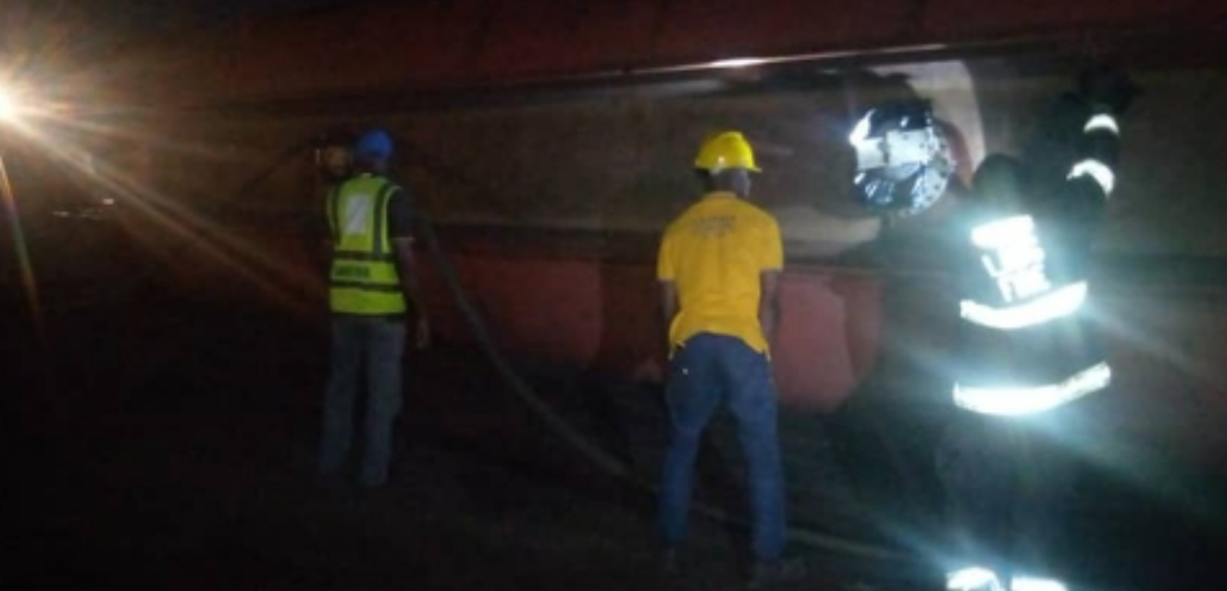 One dead in Lagos tanker accident