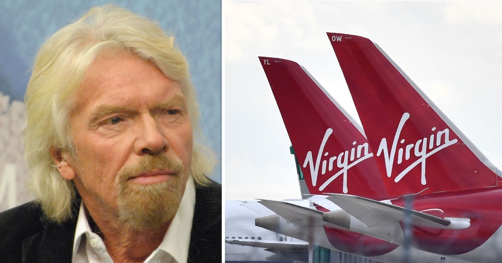 Virgin Atlantic files for bankruptcy protection, warns it is running out of money