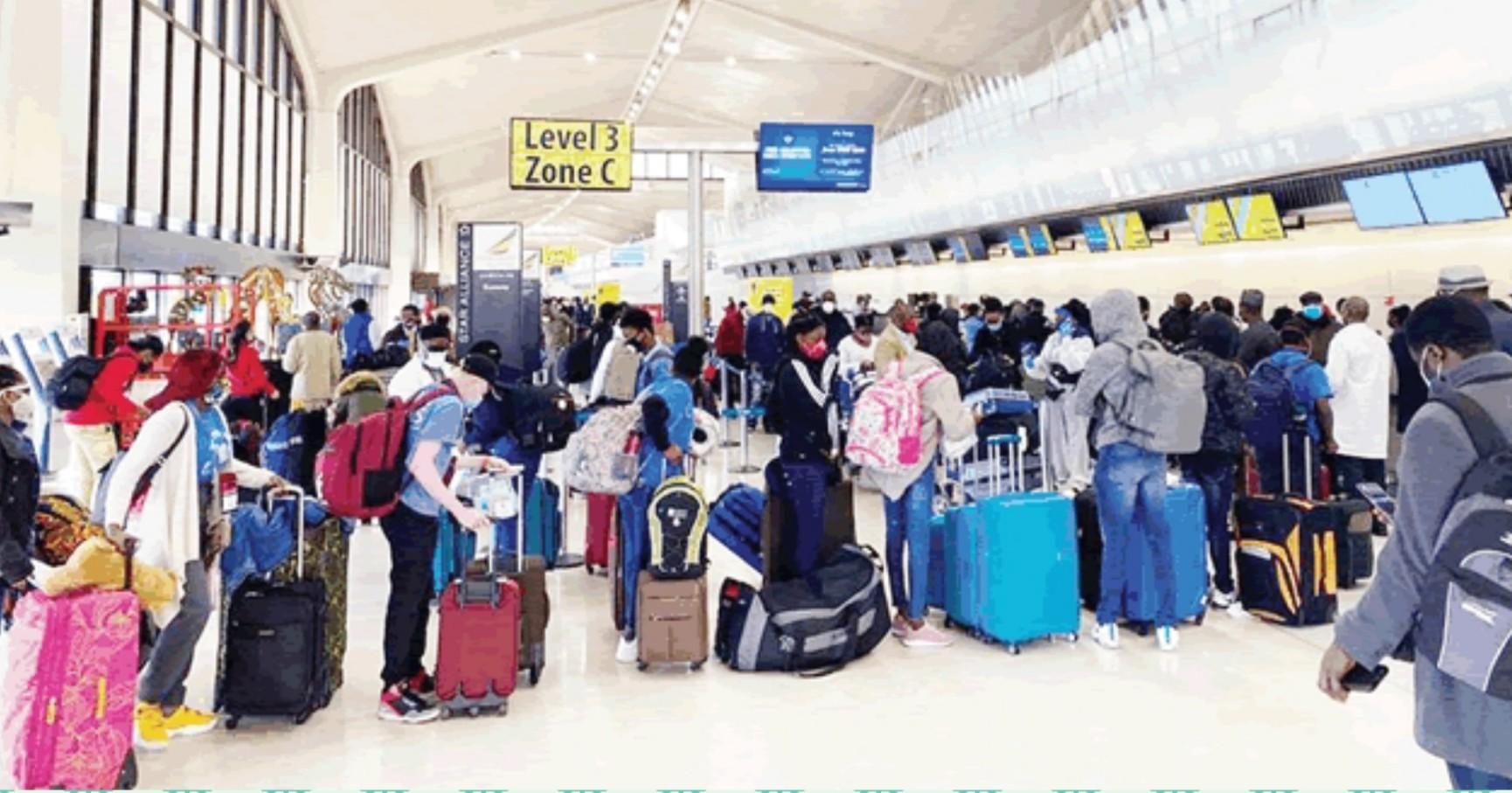 87 stranded Nigerians arrive from Sudan