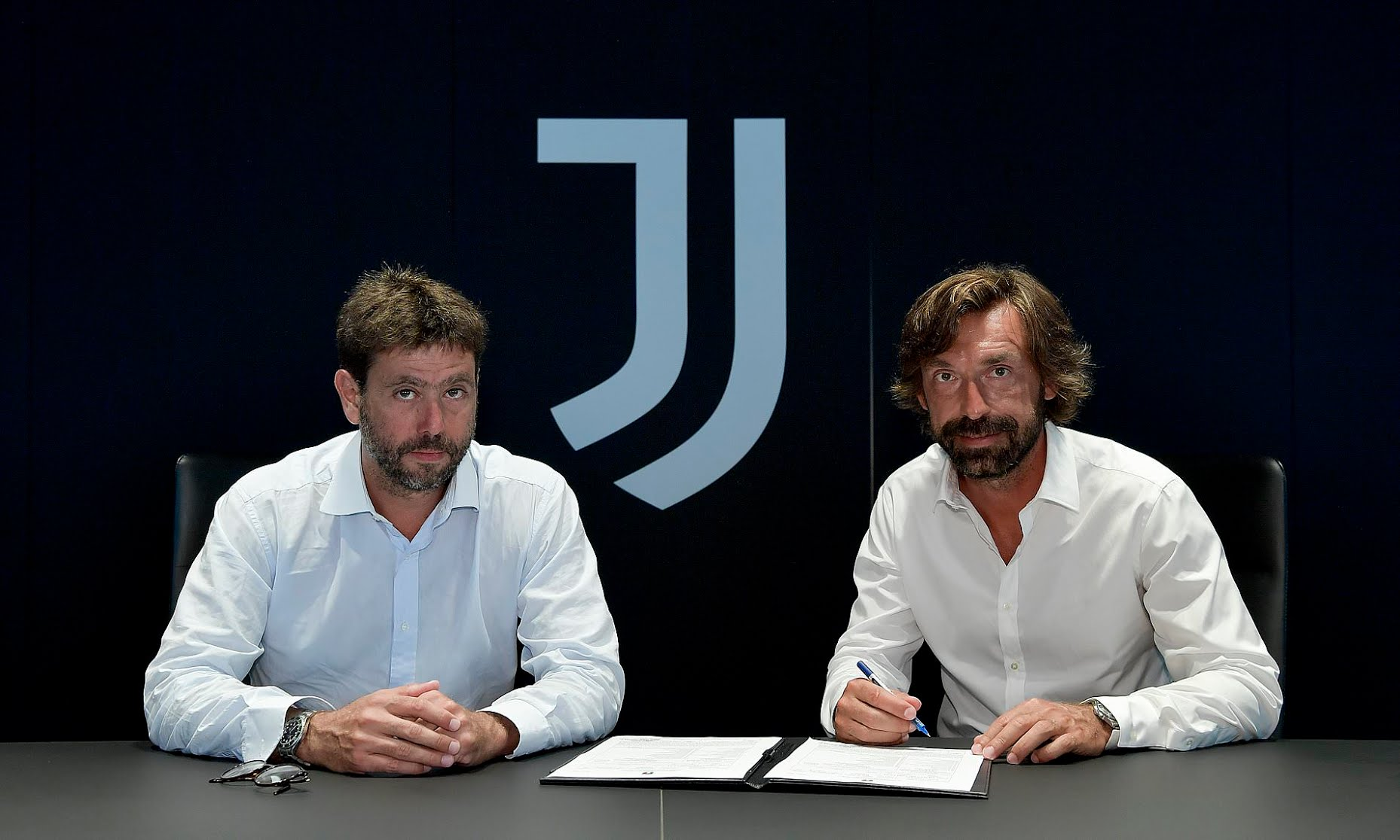 Andrea Pirlo named new Juventus coach