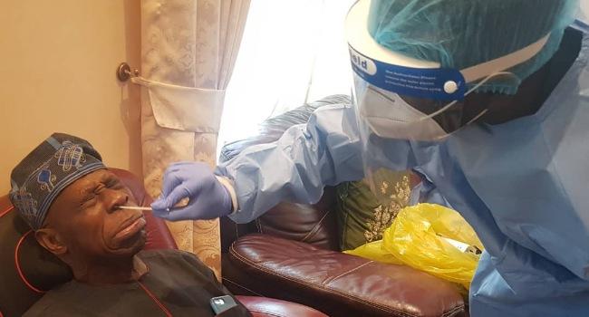 Obasanjo tests negative for Coronavirus