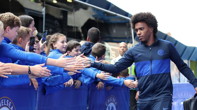 Time to move on, Chelsea's Willian confirms departure