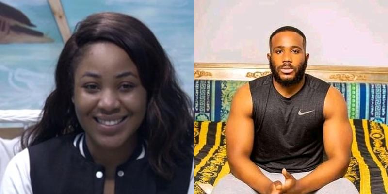 #BBNaija: Erica becomes the new Head of House, chooses Kiddwaya as Deputy