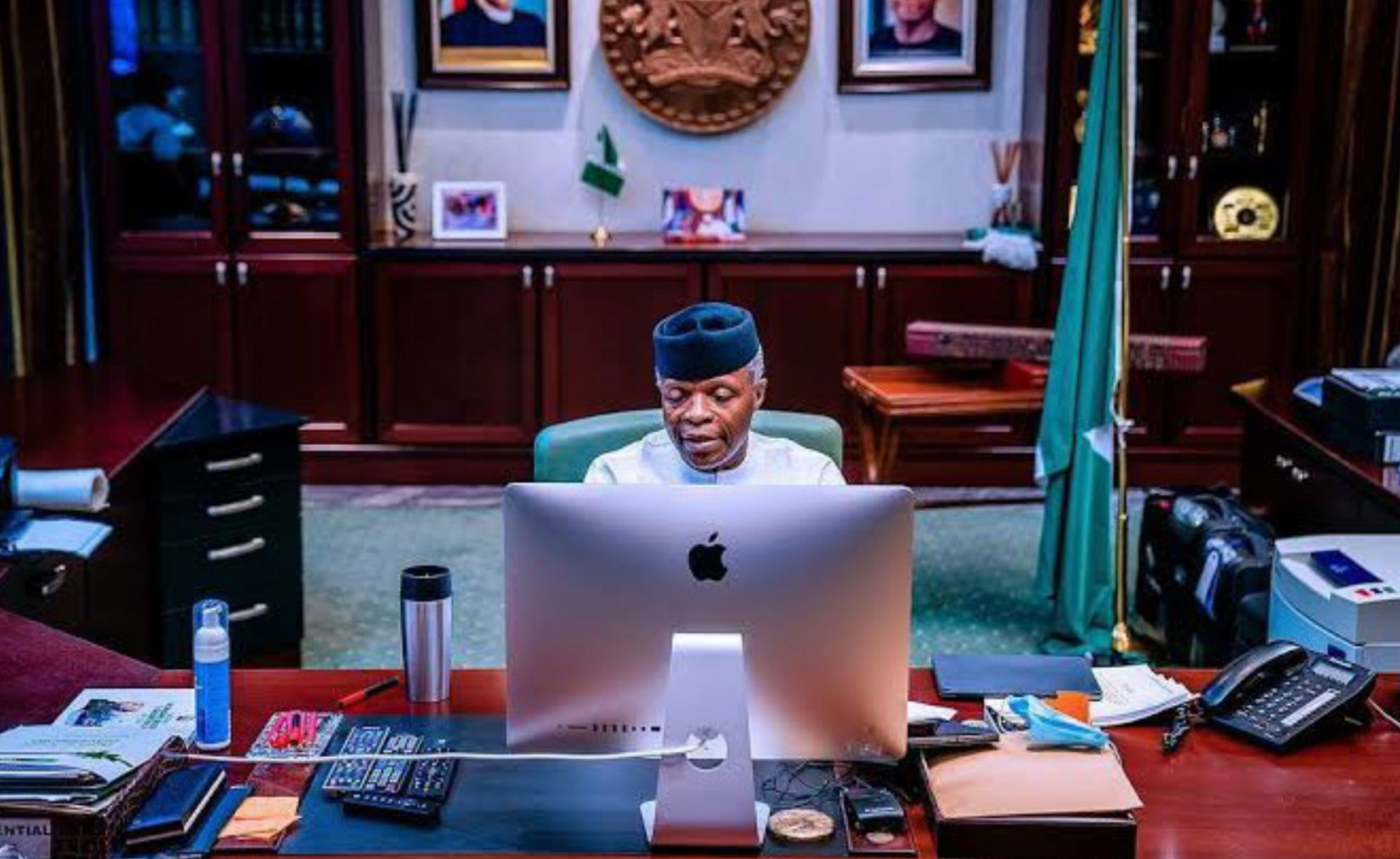 FG to restructure SME loans, says Osinbajo