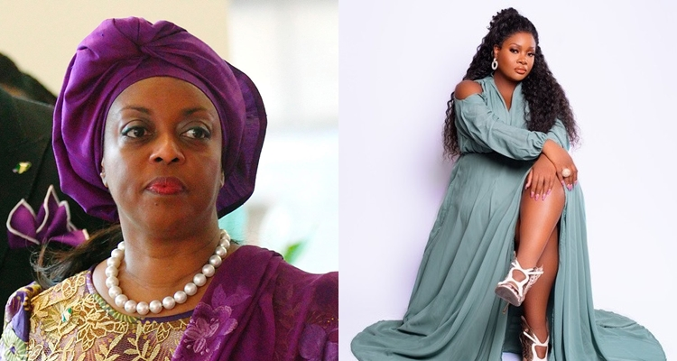 ''How are you different from a fraudster ma?'' Toolz tackles Diezani Alison-Madueke over her comment on Yahoo Yahoo boys