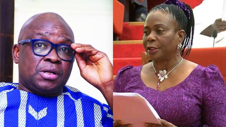I won't leave PDP for Fayose, says Olujimi