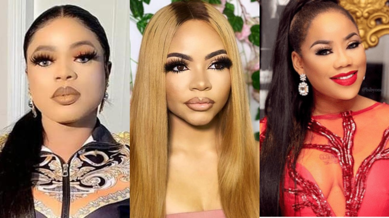 'Nengi is not the cause of your frustration' - Bobrisky fights dirty with Toyin Lawani