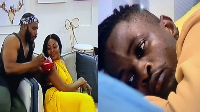 BBNaija 2020: Neo tells Laycon how to deal with Erica's love triangle