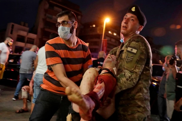 Lebanon's leaders were warned in July about explosives at port, documents show