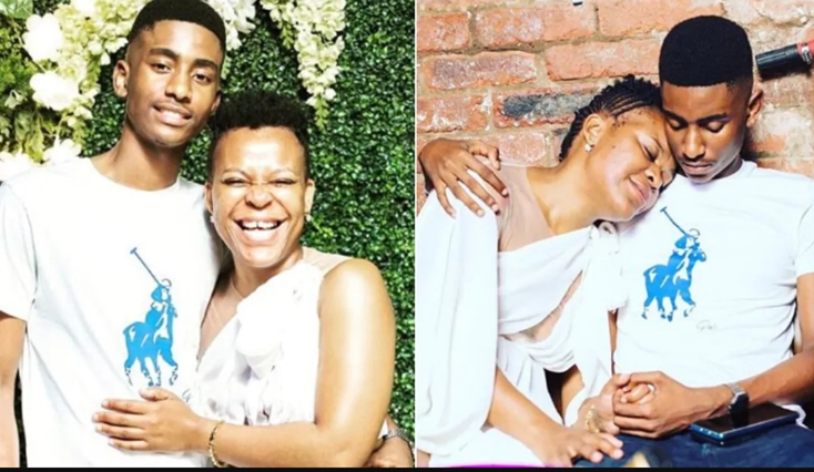 Zodwa Wabantu lashes out at her ex-toyboy, opens a case of fraud against him after he unveiled his much younger girlfriend