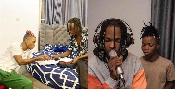 Naira Marley welcomes former YBNL act Lyta to record label