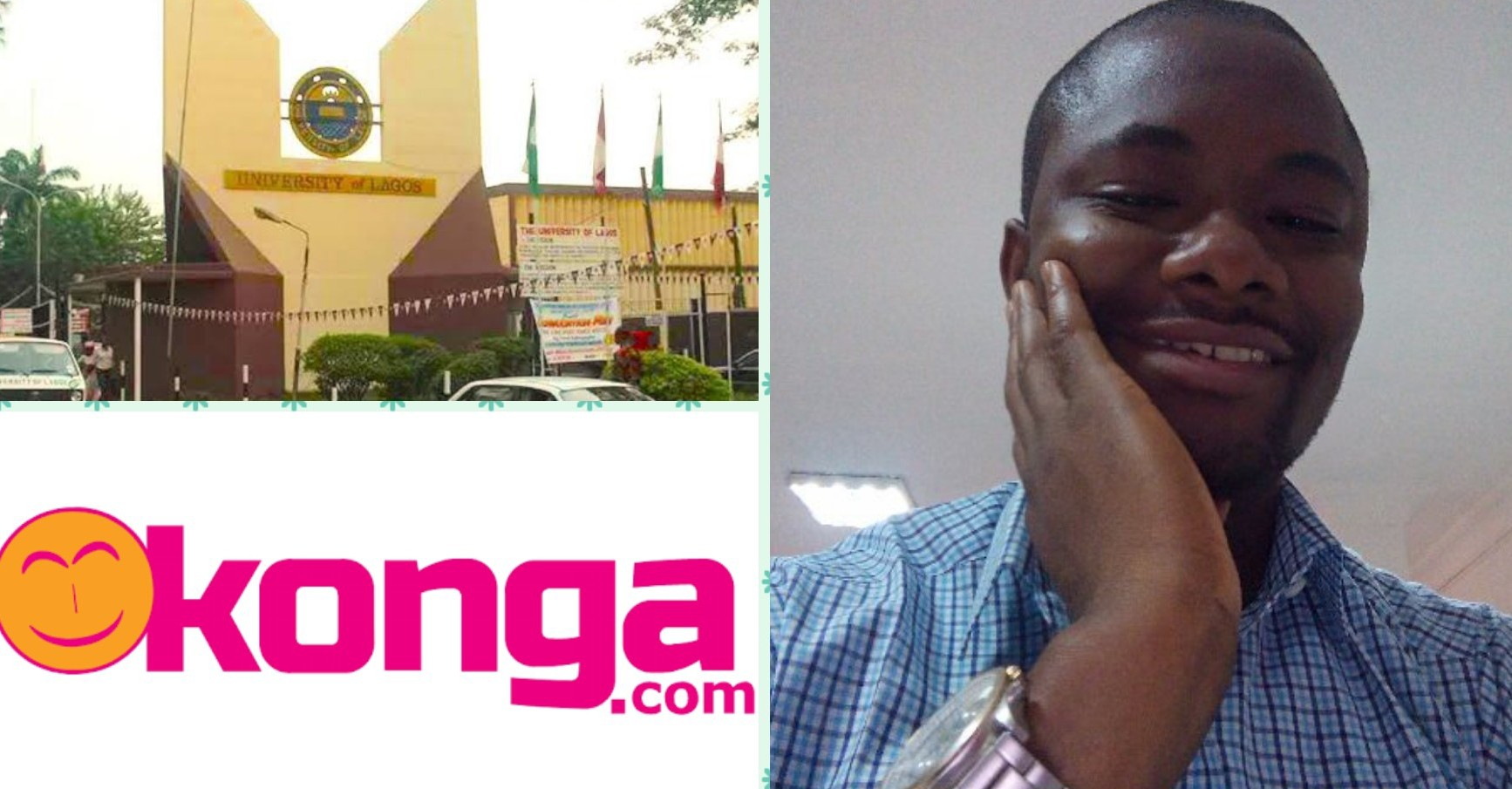 UNILAG postgraduate student charged for allegedly defrauding Konga