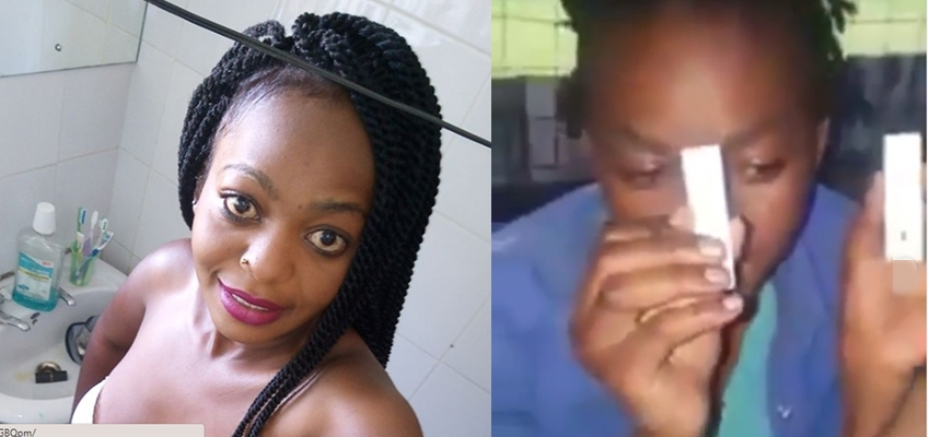 Kenyan lady who deliberately infected men with HIV begs for forgiveness