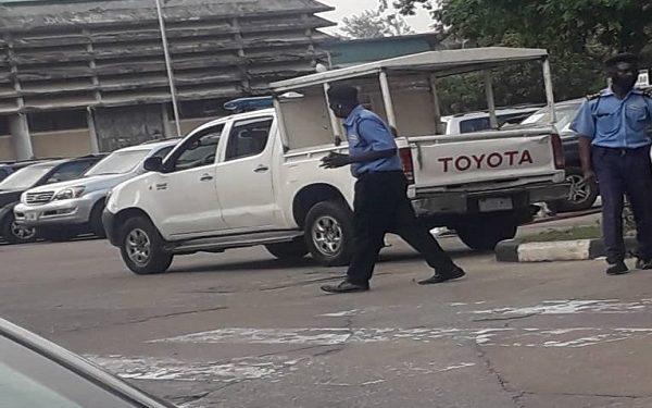 Tight security at UNILAG as Senate meets