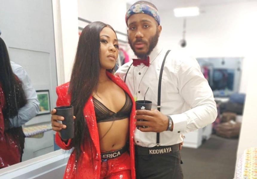 #BBNaija: Kiddwaya speaks on plans for Erica after reality show