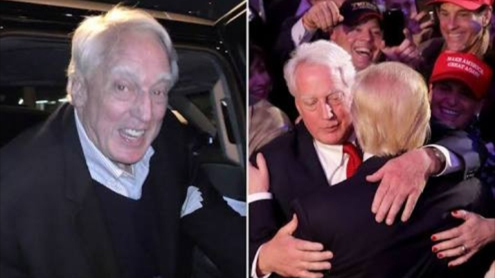 Donald Trump's younger brother, Robert Trump hospitalized in New York