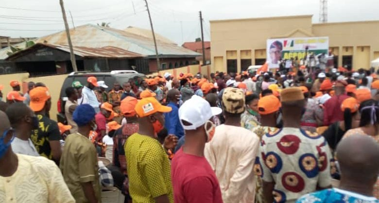 Ondo Deputy Gov, Agboola Ajayi officially defects to Zenith Labour Party