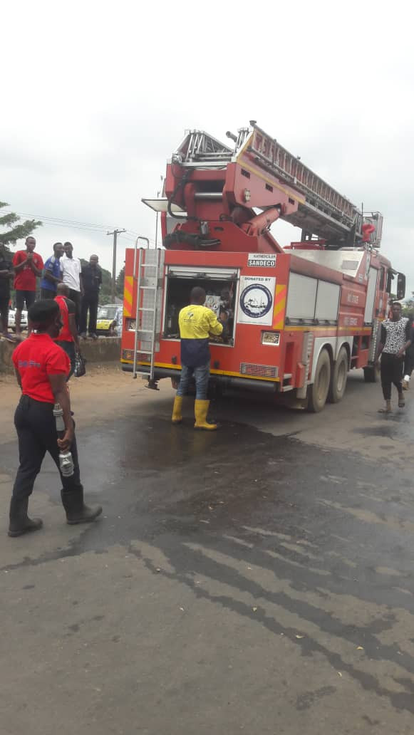 Two dead, properties destroyed in Imo fire incident