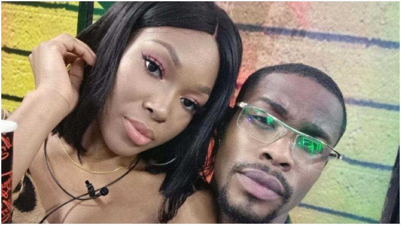BBNaija: Love birds, Neo and Vee fight dirty over okro soup