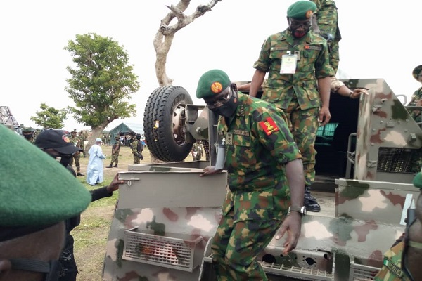 Banditry: Arewa salutes COAS, troops for gallantry, rapid success of Operation Sahel Sanity