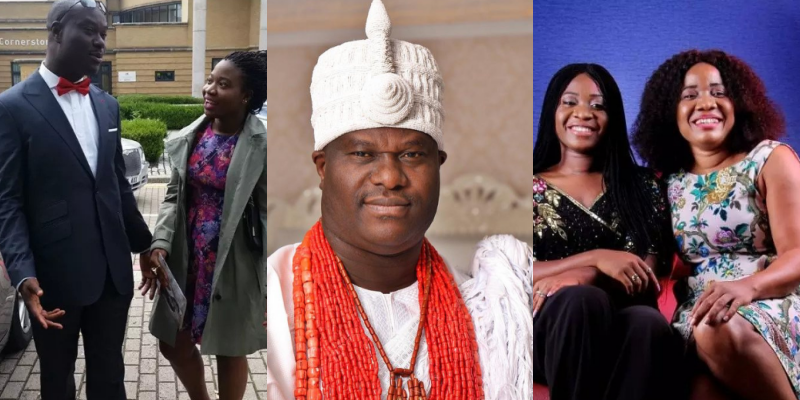See beautiful photos of Ooni of Ife's only daughter, Adeola