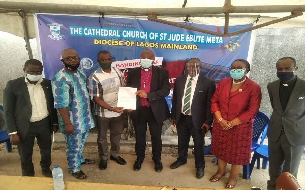 99 years after legal tussle, Church recovers property in Lagos